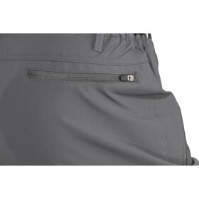 Regatta Xert II Stretch Shorts Herren seal grey